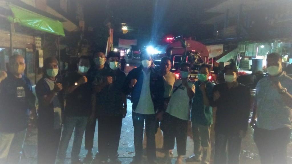 Walikota Samarinda Instruksikan Pembersihan PASAR RAKYAT pasca lebaran